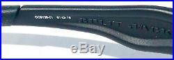NEW Oakley SPLIT JACKET Matte Black w Black Iridium BIKE GOLF Sunglass 9138-01