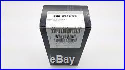 NEW Oakley Sliver Sunglasses Polished Black Prizm Golf 9262-39 AUTHENTIC G30 NIB
