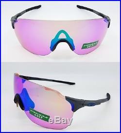 NEW Oakley Sunglasses EVZero Stride Matte Steel Prizm Golf 9386-1038 9386-10 G30