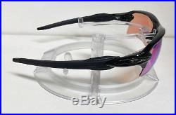 NEW Oakley Sunglasses FLAK 2.0 XL POLISHED BLACK / PRIZM GOLF OO9188-05