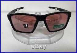 NEW Oakley Sunglasses TARGETLINE MATTE BLACK / PRIZM DARK GOLF OO9397-1058