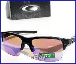 NEW Oakley THINLINK Matte Black w PRIZM GOLF Iridum Lens Lens Sunglass 9316-05