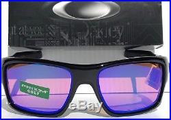 NEW Oakley TURBINE Black w PRIZM GOLF Tennis Lens Sunglass oo9263-30