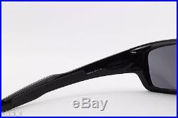 NEW Oakley Turbine 9263-03 Polished Blk Sports Surfing Golf Cycling Sunglasses
