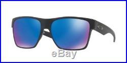 089ae83b34 NEW Oakley Twoface XL 9350-05 Polarized Sports Surfing Golf Fishing  Sunglasses