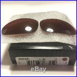 NEW Oakley X-metal Juliet Replacement Lenses Kit VR28 Black POLARIZED
