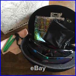 Near-mint OAKLEY sunglasses Unisex Golf custom accessories prism lens h