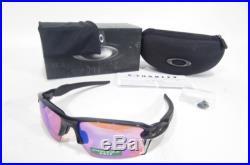 New OAKLEY FLAK 2.0 XL Men's Black / Prizm Golf SUNGLASSES (Retail $170)