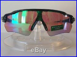 New OAKLEY RADAR EV PATH Sunglasses PRIZM GOLF OO9208-44 Polished Black