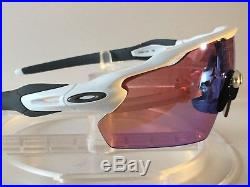 New OAKLEY RADAR EV PATH Sunglasses PRIZM GOLF OO9208-7338 Polished White