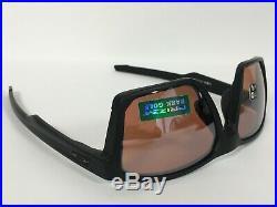 New OAKLEY TARGETLINE DARK PRIZM GOLF Sunglasses MATTE BLACK OO9397-1058 USA