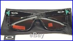 New Oakley CROSSRANGE PRIZM GOLF Sunglasses Polished Black 009361-0457 Rx-able