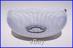 New Oakley Commit Av Polished Black Iridium Golf Sport Nib Sunglasses W Case