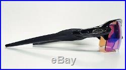 New Oakley FLAK 2.0 XL PRIZM GOLF Sunglasses Polished Black 009188-05