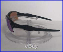 New! Oakley Flak 2.0 XL Sunglasses Polished Black/Prizm Golf OO9188-05