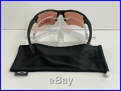 New! Oakley Flak 2.0 XL Sunglasses Polished Black Prizm Golf OO9188-05