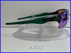 New! Oakley Flak 2.0 XL Sunglasses Polished Black Prizm Golf OO9188-7059