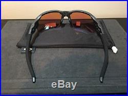 New! Oakley Flak Draft Sunglasses Steel Prizm Golf Lens OO9364-0467