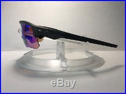 New! Oakley Flak Draft Sunglasses Steel Prizm Golf OO9364-0467