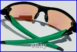 New Oakley OO9188 7059 XL Flak Jacket 2.0 PRIZM Sunglasses Black PRIZM GOLF 59mm