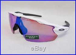 New Oakley Prizm Golf Radar EV Pitch Pol. Wht / Prizm Golf Sunglasses OO9211-05