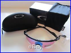 New Oakley Radar EV Path Sunglasses Polished Black Prizm Golf OO9208-44