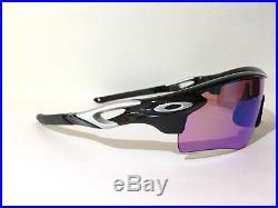 New! Oakley RadarLock Sunglasses Black Prizm Golf OO9206-25