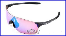 New Oakley Sunglasses EVZero Pitch Steel withPrizm Golf Asian Fi #9388-0538 In box