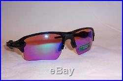 New Oakley Sunglasses FLAK 2.0 XL OO9188-05 BLACK/PRIZM GOLF AUTHENTIC 9188