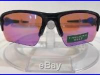 New Oakley Sunglasses Flak 2.0 XL Prizm Polished Black Golf OO9188-7059