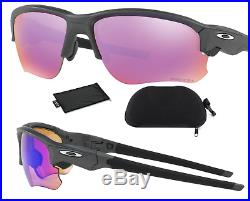 New Oakley Sunglasses Flak Draft 2.0 XL Prizm Golf Steel Trigger Change Tech