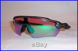 New Oakley Sunglasses RADAR EV XS PATH OJ9001-03 STEEL/PRIZM GOLF 9001 AUTHENTIC