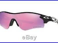 New Oakley Sunglasses RADARLOCK PATH OO9181-42 BLACK/PRIZM GOLF AUTHENTIC 9181