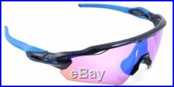 New Oakley Sunglasses Radar EV Navy withPrizm Golf Asian Fit #9275-05 In Box