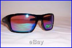New Oakley Sunglasses TURBINE OO9263-30 POLISHED BLACK/PRIZM GOLF AUTHENTIC 9263