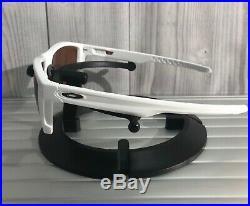 New Oakley TARGETLINE White / Prizm Dark Golf Sunglasses OO9397-0658 Retail $153
