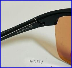 New Oakley Womens Unstoppable Sunglasses Polished Black Frame With Prizm Golf Lens