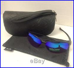 New! Women's Oakley PRIZM GOLF UNSTOPPABLE Polished Black Sunglasses OO9191-1565