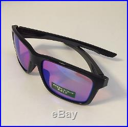 77b0cd521db New in Box Oakley Mainlink PRIZM GOLF Polished Black Sunglasses OO9264-23