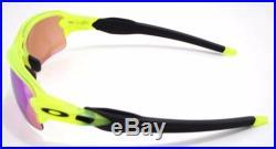 New in Box Oakley Sunglasses Flak 2.0 Asian Fit Uranium Prizm Golf OO9271-08