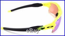 New in Box Oakley Sunglasses Flak 2.0 XL Uranium Collection Prizm Golf OO9188-11