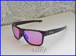 Nice 100% Authentic Oakley Crossrange Sunglasses Black / Prizm Golf Lens