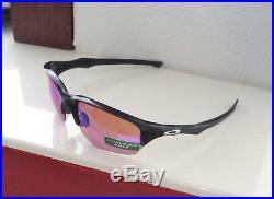Nice 100% Authentic Oakley Flak Beta Prizm Golf Sunglasses lens with Black Frames
