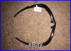 Nwt Oakley Flak Jacket 2.0 XL Polished Black Golf Prizm Sunglasses 009154-49