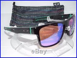 OAKLEY ASIA FIT CROSSRANGE Sunglasses OO9371 Polished Black / Prizm Golf