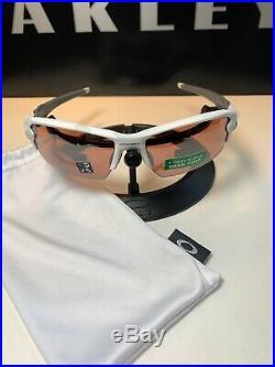 OAKLEY FLAK 2.0 Sunglasses (AF) Multicam Alpine/Prizm Dark Golf NEW OO9271-3561