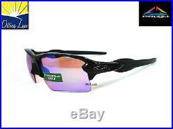 OAKLEY FLAK 2.0 XL 9188 05 BLACK PRIZM GOLF Sunglass Sonnenbrille Occhiali Sole