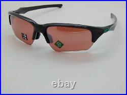 OAKLEY FLAK BETA (A) OO9372-1165 Carbon/Prizm Dark Golf Sunglasses