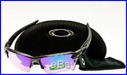 OAKLEY FLAK JACKET 2.0 XL SUNGLASSES Polished Black-Prizm Golf OO9188-05
