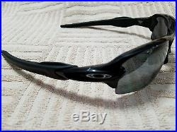 OAKLEY Flak 2.0 OO9271-07 Asia Fit Sunglasses, with extra set PRIZM Golf lens
